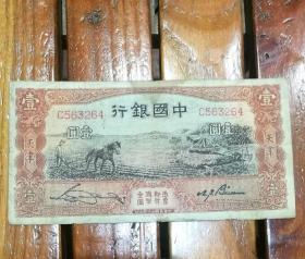 民国纸币,