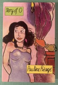 色情经典    英译本    Story of  O    1955年 获法国新奇文学大奖作品