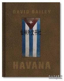 【包邮】2006年出版 David Bailey:Havana