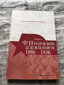 中日经济发展的总需求比较研究1886-1936