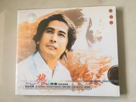 音乐CD:狼——齐秦经典老歌集