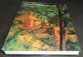 2手英文 Cezanne by Himself 塞尚画册 xfb11