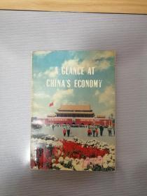 文革  中国经济简况(英文)馆藏