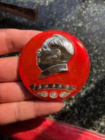 毛主席像章