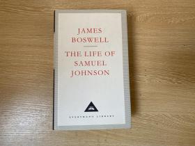 The Life of Samuel Johnson  鲍斯威尔《约翰逊博士传》, 王佐良先生 说是英语中最完美的传记,   董桥:英国人都爱鲍斯韦尔的《约翰逊传》,爱佩皮斯的《日记》,说是最佳床边名著。 1300多页,重超1公斤,漂亮的人人文库版,锁线装订,布面精装