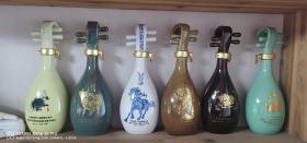 琵琶酒纪念酒一套