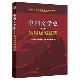 袁行霈中国文学史第三版辅导及习题集第1234卷合订第3版