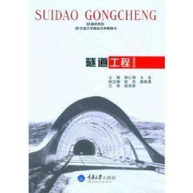 隧道工程 第四版 覃仁辉 王成 重庆大学 9787562460831