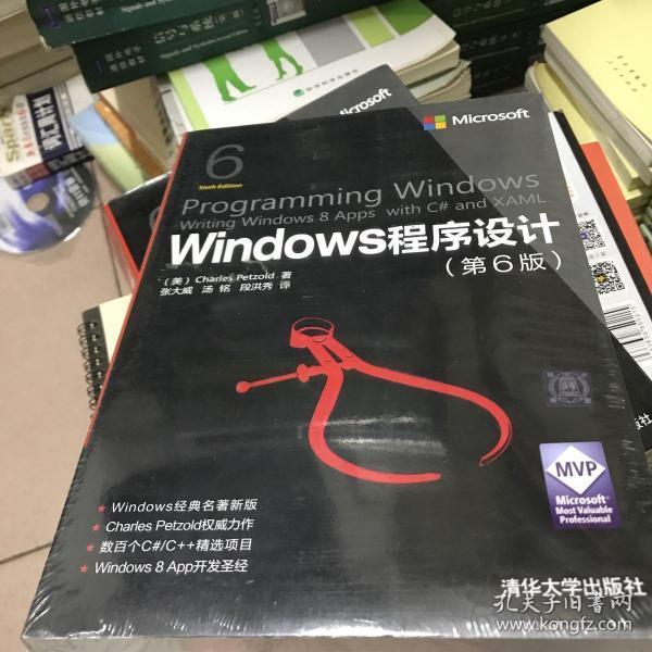 Windows程序设计 第6版 /微软技术丛书