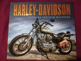 Harley Davidson 哈雷戴维森 1903-2019年摩托车发展史 精装英文版