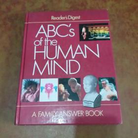 ABCS OF THE HUMAN MIND 人类的思想 英文 原版