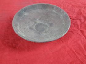清朝瓷器一件,园形,高4cm,品好如图。