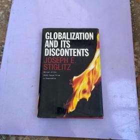英文原版,全球化及其不满 应该是这个书名,看图吧 16开大本品相不错