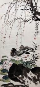 中国美术家协会理事【孙其峰】花鸟