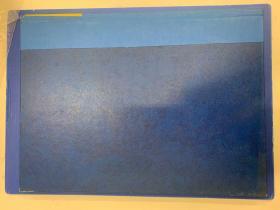 (3885)69-70年代德国手工制9张18页二手集邮册