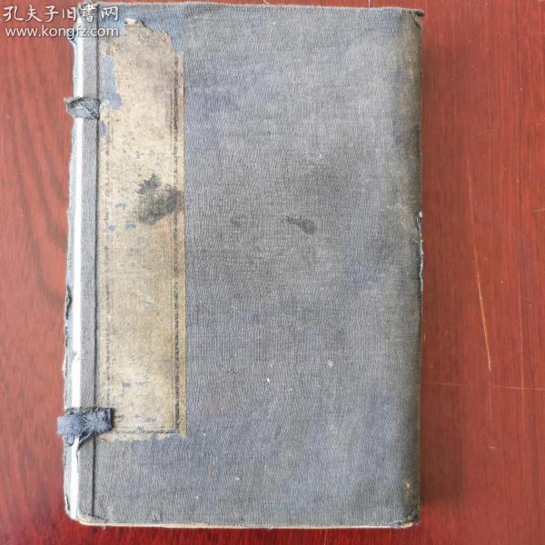 民国白纸石印---花菴绝妙词选一函四册10卷全,函套不太好了,书品好见图