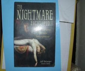 原版英文书 THE NIGHTMARE ENCYCLOPEDIA 参看图片