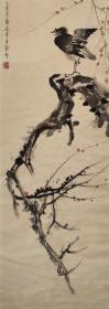 中国美术家协会第一届常务理事【谢趣生】花鸟