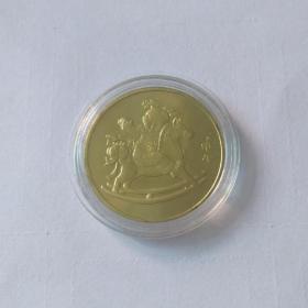 全新2014年马年第一套生肖纪念币硬币一枚
