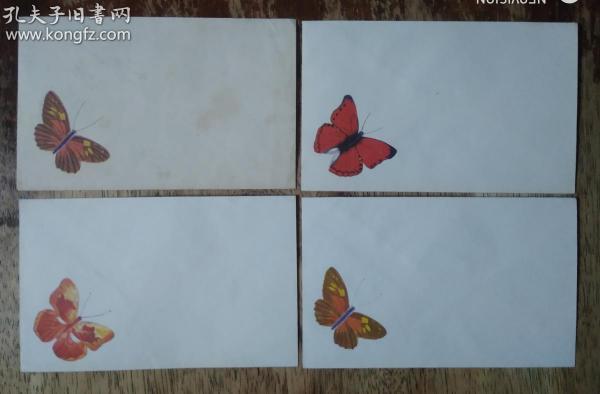 美术信封一组 (6)