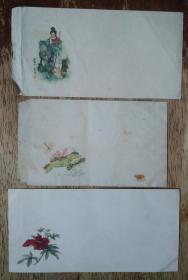 美术信封一组 (3)