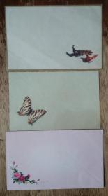 美术信封一组 (4)