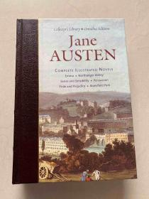 【皮脊精装】奥斯汀小说全集 插图版 收藏家版本 Jane Austen, Complete Illustrated Novels, Macmillan Collector's Library