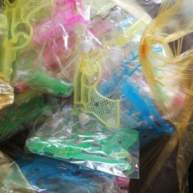 塑料玩具50个