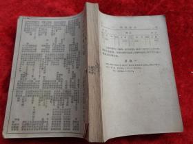民国平装书《商业簿记》民国35年,1册全,甘允寿著,立信会计图书用品社,品如图。