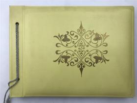 旧照影集一册约十余张(具体如图)【200618C 23】