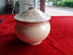 老瓷器《壶》高11cm,直径10cm10cm,品好如图。