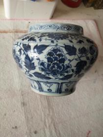 元青花瓷器
