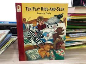 TEN PLAY HIDE-AND-SEEK 香港印刷