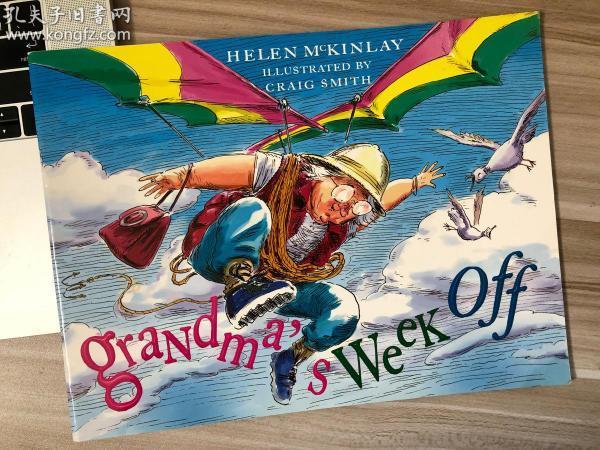grandma's Week Off