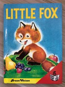 LITTLE FOX 小开本 德国印刷