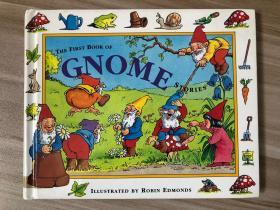 THE FIRST BOOK OF GNOME STORIES 意大利印刷 小开本