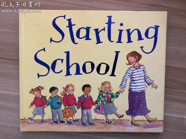 Starting School 印度尼西亚印刷