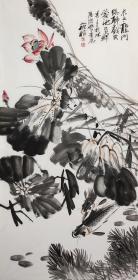 中国美术家协会会员、北京文史研究馆馆员【陈葆棣】花卉