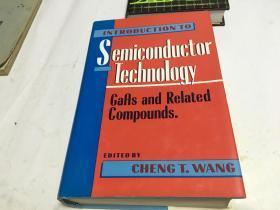 英文原版 introduction to semiconductor technology  半导体技术导论   内柜2  2左