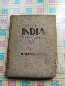 印度-英日双文(昭和十四年)网独本