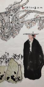 中国美术家协会理事、北京画院常务副院长【袁武】人物