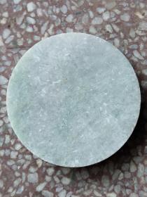翡翠玉石原石手镯芯