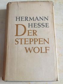 HERMANN HESSE  DER STEPPEN WOLF  民国版