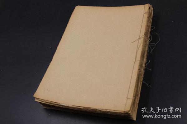 3479民国线装本《增评补图石头记 又名绘图 红楼梦》 存 10册 品相一般 如图