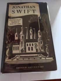 Jonathan Swift《Gulliver's Travels and selected writtings in prose and verses》斯威夫特《格列佛游记及散文诗歌选》 含《格列佛游记》、《澡盆的故事》、《布商的信》和《给斯特拉的情书》等