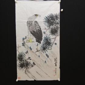 8-23-10中国美术家协会首届花鸟画高研班结业,北京画院王培东大写意花鸟画工作室毕业6平尺