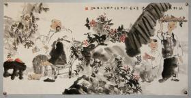 【陈钰铭】一级美术师 中国美术家协会理事 中国画学会常务理事 人物