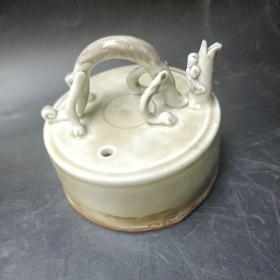 龙腾瓷水滴一件20091801