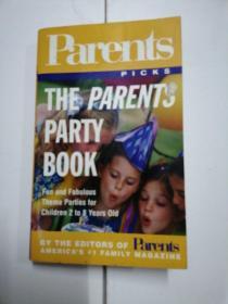 外文书《Parents  Party Book》