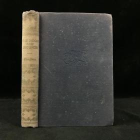 毛姆《月亮和六便士》 含藏书票 漆布精装32开